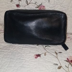 Coach travel jewlery pouch for men or women